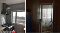Particular vand apartament 2 camere +mansarda, etaj 4/4 suprafata 52mp.