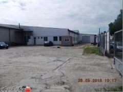 Vand Spatiu industrial situate in braila, bulevardul dorobantilor, nr. 669