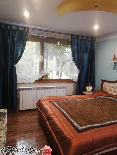 Vând apartament parter C Galati, intre fast-food La Grecu si salon coafura AniStyle