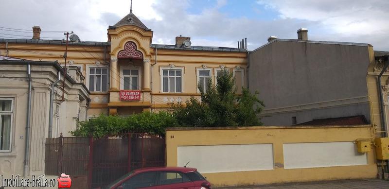 Casa in zona de centru a Brailei