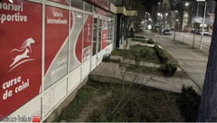 Vand spațiu comercial strada Calea Galati