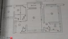 Ap. 2 camere,cf 1SD,zona Hristo Botev,et.3