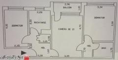 Braila, proprietar, apartament ultracentral 3 camere